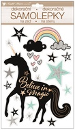 Sticker 36 x 21 cm, Pop up, Unicorn