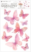 Wall Stickers 24 x 42 cm, Butterflies