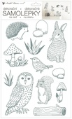 Wall Stickers 24 x 42 cm, Animals