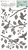 Wall Sticker 32 x 59 cm, Bow/Birds