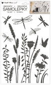 Wall Stickers 24 x 42 cm, Dragonflies