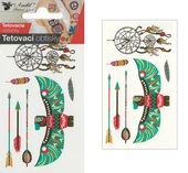 Tattoo Stickers 10,5x6 cm - Dream Catcher