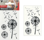 Tattoo Stickers 10,5x6 cm - Dandelions