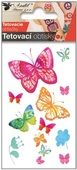 Tattoo Stickers 10,5x6 cm- Butterflies