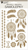 Sticker 14,5 x 25 cm, Pop up, Dreamcatchers&Sequins