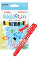 Colorix Glass Fun 6 colors