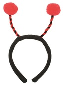 Antenna Headband RED