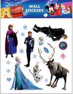 Wall Sticker 30x30 cm, Disney Frozen
