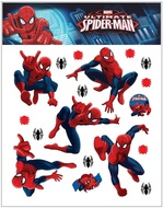 Wall Sticker 30x30 cm, Marvel Spiderman