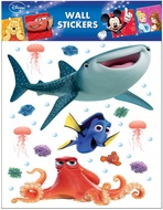 Wall Sticker 30x30 cm, Disney Finding Dory