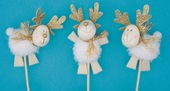 Plush Deer 10 cm on Stick