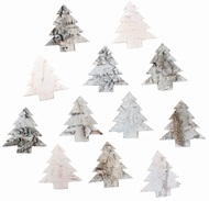Birch Trees 5 cm, 12 pcs
