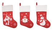 Santa Stocking 40 cm