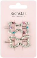 Hair Clips 4 cm 2 pcs
