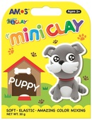 I-Clay MINI CLAY modelling clay 4 x 7,5 g Puppy
