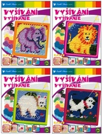 Embroidery playset 34x25,5 cm