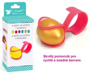 Easter Egg Decorating Set  - Tablets and Egg Holder