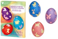 Easter Egg Decorating Set - Easter Animals