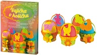 Easter Egg Decorating Set - Eggs in Baskets