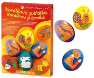 Easter Egg Decorating Set - Glass Bead Animals