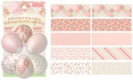 Egg Shrink Wraps, Decoupage design, 10 pcs