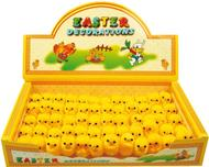 Easter Chicken 2,5 cm, 60 pcs