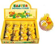 Easter Chicken 6 cm, 12 pcs