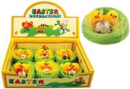 Easter Chicken 6 cm, 6 pcs