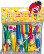 Paper Blowouts, 6 pcs