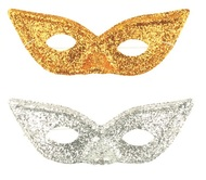 Eye Mask with Glitters - Cat Eyes