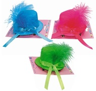 Hat on Clip neon 9 cm