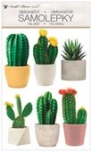 Wall Sticker 29 x 49 cm 3D Cactuses